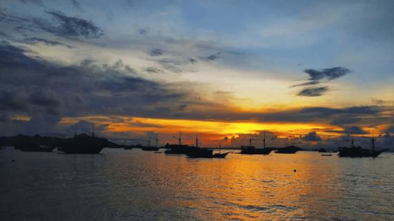 Labuan Bajo-Komodo Boat Trip